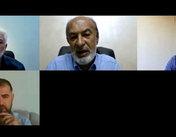 """حلقة نقاش: """"الحصار الأميركي للبنان: الغايات وسبل المواجهة""""."""