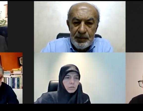 """حلقة نقاش: """"التحولات الجيوسياسية في المنطقة وتأثيرها على النظام العالمي الجديد"""".."""