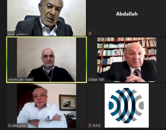 حلقة نقاش:  الكيان الصهيوني في خليج العقبة أي مخططات للهيمنة على الممرات المائية