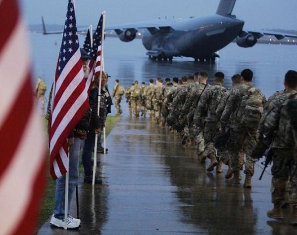 """""""ذا ناشيونال نيوز"""": بايدن لا لتكرار أخطاء أوباما في العراق"""