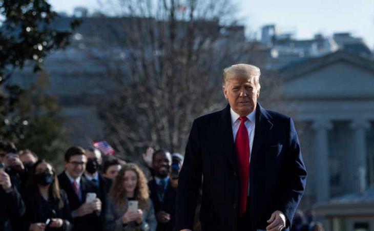 هل ينفصل ترامب عن الجمهوريين ويشكل حزبه السياسي؟