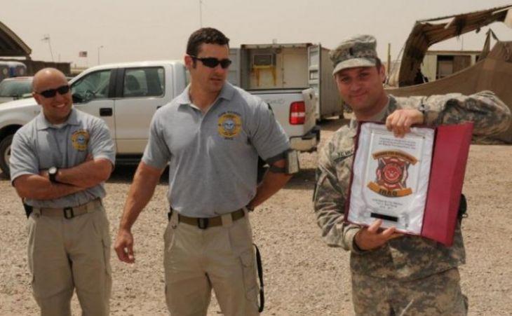 دور الشرکات الأمنية الأمريکیة في العراق