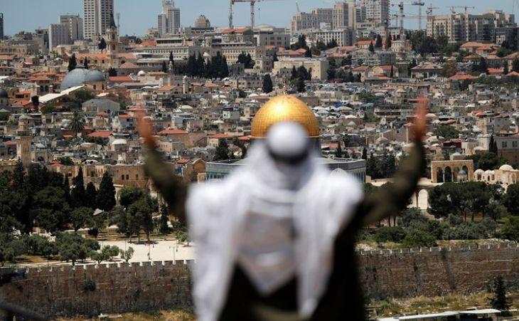 """""""جيروزاليم بوست"""": الشرق الأوسط هو موطن الفلسطينيين أيضاً"""