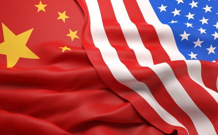 تنافس أمريكا والصين في العراق