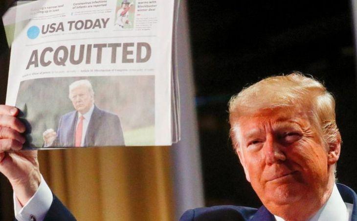 """""""الغارديان"""": مساءلة ترامب الثانية عاجلة وضرورية"""