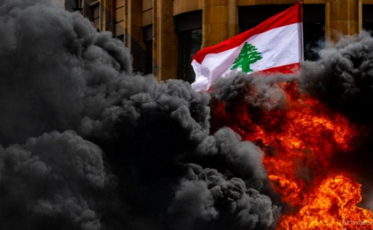 تفكك لبنان والمعاني لإسرائيل