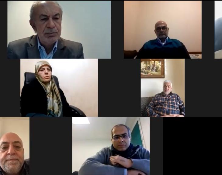حلقة نقاش:  مصير المنطقة ما بعد ارتخاء القبضة الأميركية
