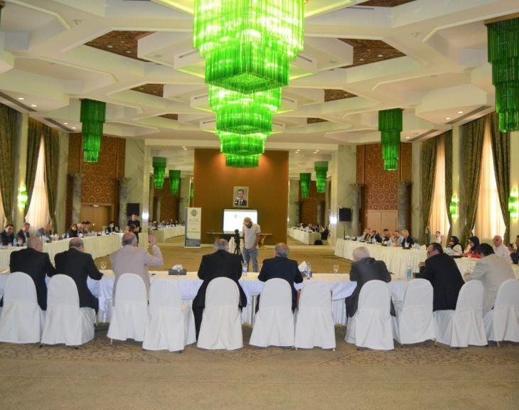 """اللقاء الثالث لاعضاء الرابطة في سوريا: """"صورة الانتخابات الرئاسية السورية والخطاب الإعلامي المقاوم"""""""